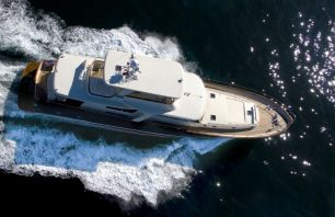 Luxury Motoryacht Turkey