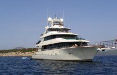 Turkey motor yacht